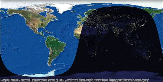 eclipse map 2017